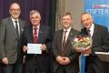 Zweiter Preis MinP Torsten Albig Dr Dieter Radtke LP Heiko Naß Reinhart Kauffeld whe