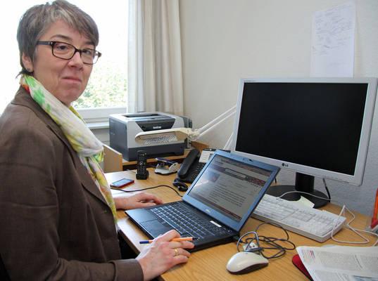 Christiane Appel (Foto: Henze)