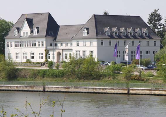 Das Martinshaus: Sitz des Diakonischen Werks Schleswig-Holstein in Rendsburg