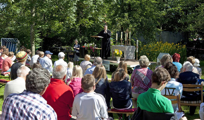 Stiftungsfest (Foto: Nina Wedell)