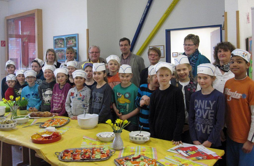 Das Schüler-Projekt: Ernährungsführerschein