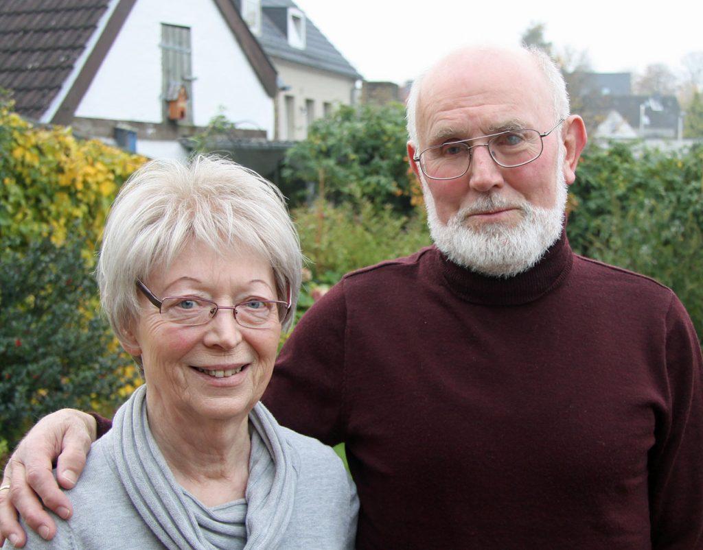Heidelore und Dr. Hans Helmut Vollert. Fotos: Henze