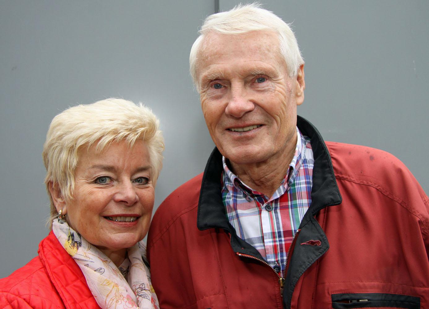 """Marion und Harald Glaesmann, Gründer der """"Christlichen Fördergemeinschaft für Menschen in Not"""". Fotos: Henze"""